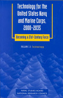 Technology For The United States Navy And Marine Corps 2000 2035 Book PDF