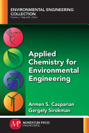Applied Chemistry for Environmental Engineering