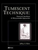 Tumescent Technique