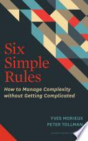 Six Simple Rules Book PDF