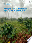 Mitigation   Adaptation Synergies in the NDCs