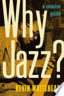 Why Jazz  Book PDF