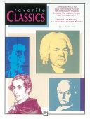Favorite Classics  Solo  Book 1