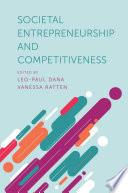 Societal Entrepreneurship and Competitiveness