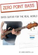 Zero Point Bass Guitar