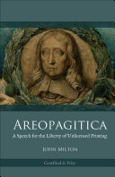 Areopagitica Pdf/ePub eBook