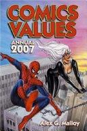 Comics Values Annual 2007