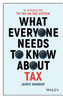 What Everyone Needs to Know about Tax Pdf/ePub eBook