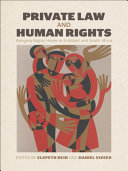 Pdf Private Law and Human Rights
