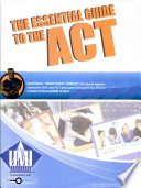 The 2008 2009 Essential Guide To Act Success Combo Package