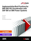 Pdf Implementation Best Practices for IBM DB2 BLU Acceleration with SAP BW on IBM Power Systems Telecharger