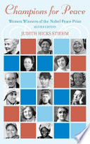 Champions for peace : women winners of the nobel peace prize