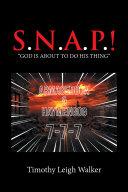 S.N.A.P.! Pdf/ePub eBook
