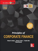 Principles of Corporate Finance  11e Book