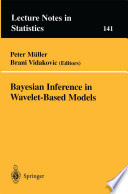Bayesian Inference in Wavelet Based Models
