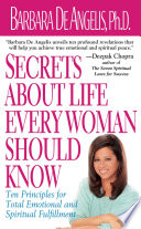 Secrets About Life Every Woman Should Know Book