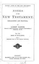 Pdf Notes, explanatory and practical, on the New Testament. ed. by R. Frew