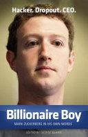Mark Zuckerberg Books, Mark Zuckerberg poetry book