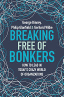 Breaking Free of Bonkers