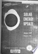 Solar Energy Update