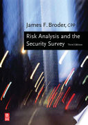 Risk Analysis And The Security Survey Book PDF