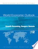 World Economic Outlook, April 2012