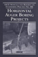 Horizontal Auger Boring Projects