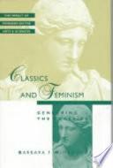 Classics & Feminism