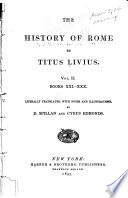 The History of Rome Book PDF