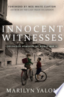 Innocent Witnesses Book PDF
