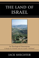 The Land of Israel Book
