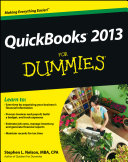 QuickBooks 2013 For Dummies