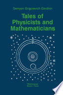 Tales of Physicists and Mathematicians Book