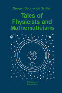 Pdf Tales of Physicists and Mathematicians