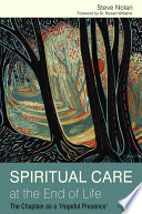 Spiritual Care At The End Of Life