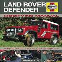 Land Rover Defender Modifying Manual