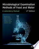 Microbiological Examination Methods of Food and Water