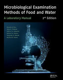 Microbiological Examination Methods of Food and Water Book