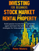 Investing for beginners  Stock market and Rental Property 2 books in 1