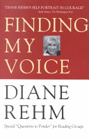 Finding My Voice Book PDF