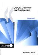 Oecd Journal On Budgeting Volume 1