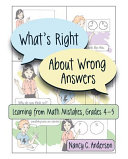 What's Right about Wrong Answers