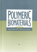 Polymeric Biomaterials Book