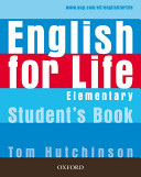 English for Life  Elementary  Student s Book