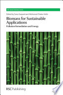 Biomass for Sustainable Applications Book