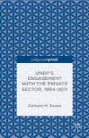 Pdf UNDP's Engagement with the Private Sector, 1994-2011 Telecharger