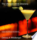 The Ultimate Drink Directory Book