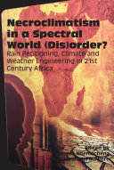 Necroclimatism in a Spectral World  Dis order