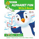 Alphabet Fun  Write   Reuse Workbook