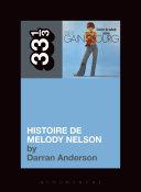 Pdf Serge Gainsbourg's Histoire de Melody Nelson Telecharger